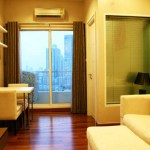 Ivy Sathorn 10 – nice apartment for rent, high floor, 22k