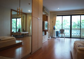 Silom Terrace – studio condo for rent near Saladaeng BTS, 16k