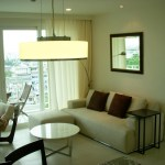 The Bangkok Sathorn-Taksin – 2BR flat for rent @ Krung Thonburi BTS, 32k