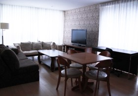 Noble Ambience Sarasin- 2BR condo for rent near Ratchadamri BTS, 55k