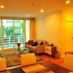 Baan Siri Sukhumvit 10 – 2BR condo for rent near BTS Bangkok, 43k
