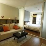 U Sabai Rama 4 Klauynamthai – 1BR condo for rent in Ekamai Sukhumvit, 16k