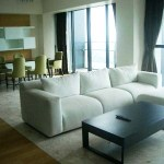 The Met – 3BR condo for rent in Sathorn Bangkok, 110k