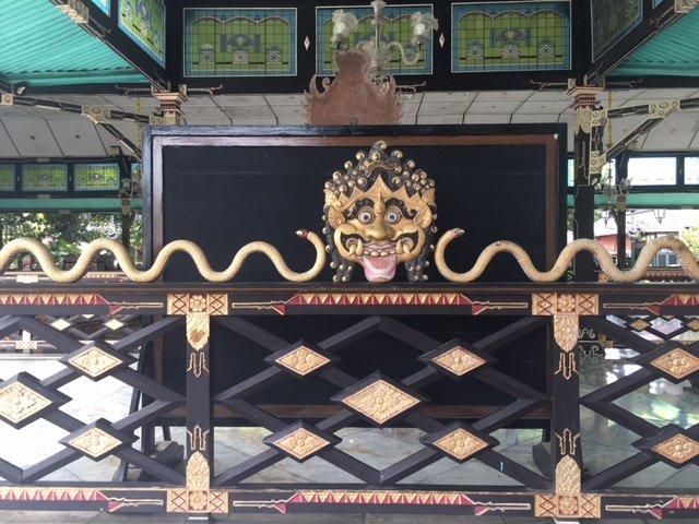 Kraton in Yogyakarta