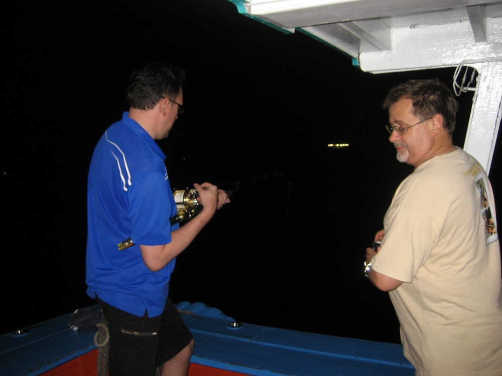 Trip report: Saltwater fishing in the Gulf of Thailand (2/6)