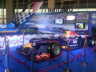 F1 arrives in Bangkok in 2015