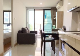 The President Sukhumvit 81 – 1BR condo for rent @ Onnut BTS, 20k