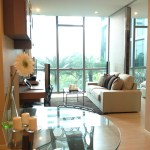 The Room Sukhumvit 21 – 1BR condo for rent in Asoke, 39K