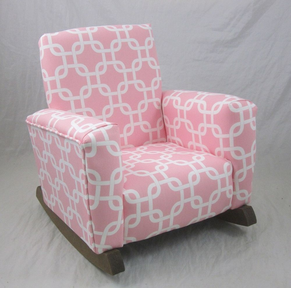 Toddler Upholstered Rocking Chair Kids Upholstered Rocking Chair Bangkokfoodietour