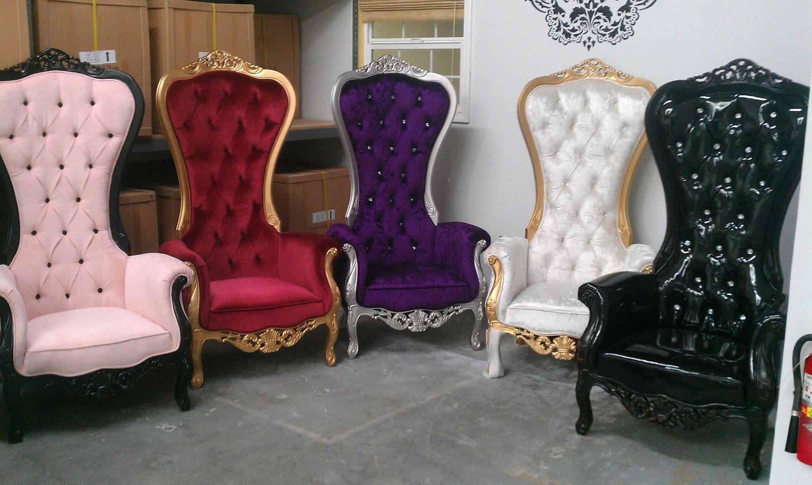 Royal Chair Rentals  bangkokfoodietourcom