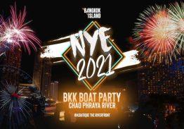 2021 NYE BKK BOAT PARTY