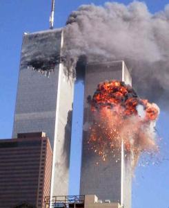 Twin Towers attacked fifteen years ago this weekend