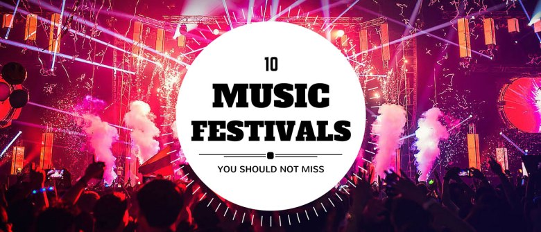 """Click on photo to read article, """"10 Music Festivals You Should Not Miss"""", by Siam2nite.com."""