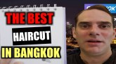 The best haircut in Bangkok