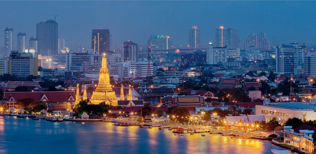 Bangkok Tour - Bangkok River Photo