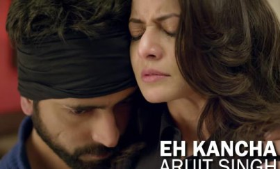 EH KANCHA Full Song Lyrics - Chhaya O Chhobi - Arijit Singh