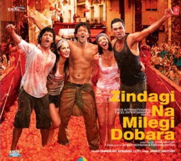 DIL DHADAKNE DO Lyrics – Zindagi Na Milegi Dobara