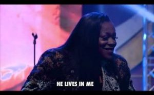 He Lives In Me Full Lyrics by SINACH