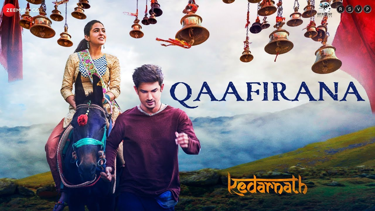 QAAFIRANA FULL LYRICS-Kedarnath-Arijit Singh