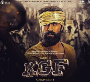 Salaam Rocky Bhai Full Song Lyrics - K.G.F: Chapter 1 (2018)