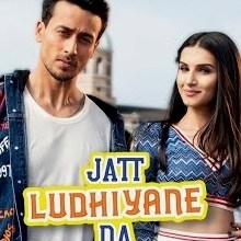 Jatt Ludhiyane Da Full Lyrics Song - Student Of The Year 2 - (SOTY 2)