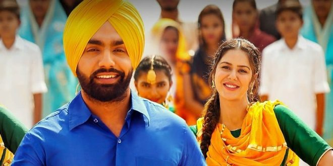 Jutti-Full-Song-Lyrics-Ammy-Virk-&-Mannat-Noor-Muklawa