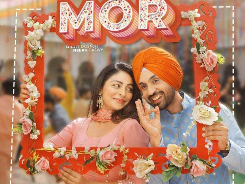 Mor-Full-Song-Lyrics-Shadaa-Diljit-Dosanjh-&-Neeru-Bajwa