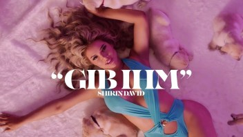 Gib ihm Full Song Lyrics By Shirin David - SUPERSIZE