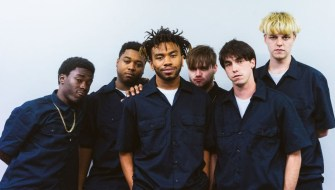 ST. PERCY FULL SONG LYRICS - ALBUM GINGER BY BROCKHAMPTON