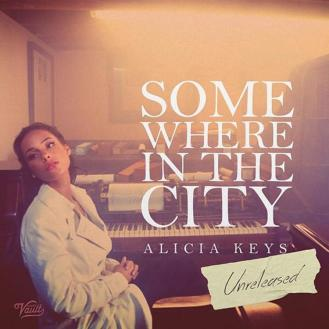 Somewhere In The City Full Song Lyrics - Alicia Keys
