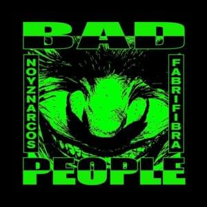 Bad People Full Song Lyrics - Mattoni - By Night Skinny