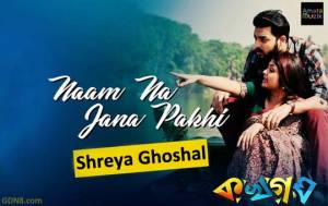 Naam Na Jana Pakhi Full Lyrics Song (নাম না জানা পাখি)