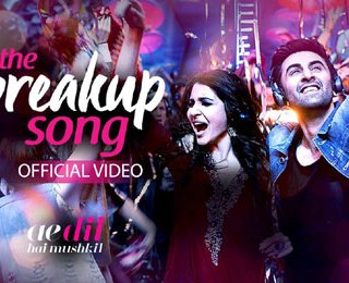 The Breakup Song Full Lyrics Song – Arijit Singh - Badshah