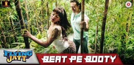 Beat Pe Booty Full Lyrics Song - A Flying Jatt