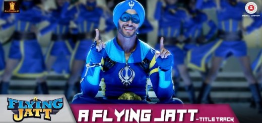 A Flying Jatt Full Lyrics Song - Raftaar