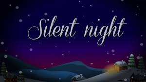 Silent Night Lyrics - Christmas Song
