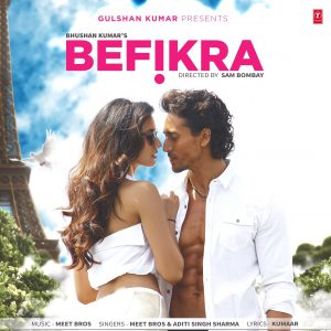 Befikra Lyrics Hindi Song - Meet Bros
