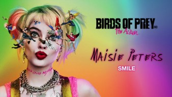 Smile Lyrics Song - Birds of Prey: The Album - Various Artists - Maisie Peters