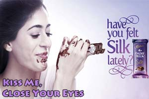 Dairy Milk Song Lyrics - Cadbury (Kiss Me)