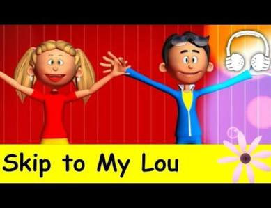 Skip To My Lou Lyrics
