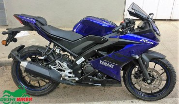 Yamaha R15 Version 3 India