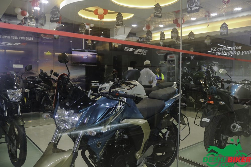 Yamaha 3s Center Showroom