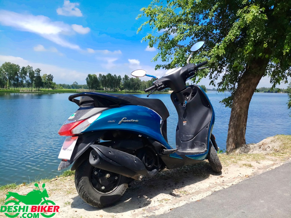 Yamaha Fascino review