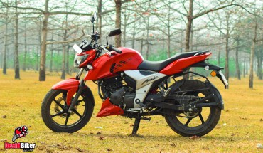 RTR 160 4V Test Ride Review in Bangla