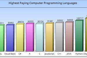 Top 12 Highest Paying Computer Programming Languages