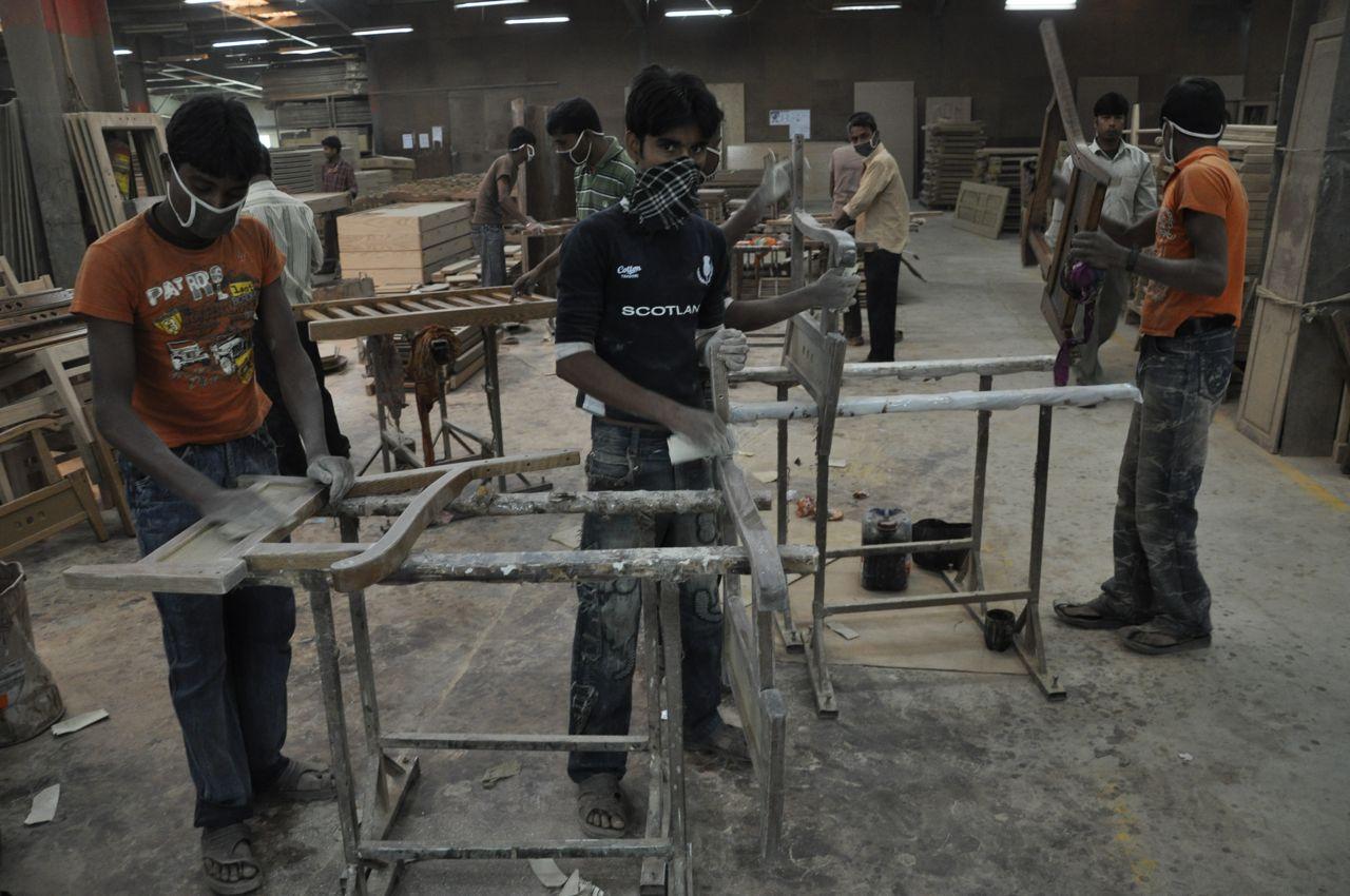 ergonomic chair dhaka stiletto shoe hatil furniture factory visit bangladesh textile residency