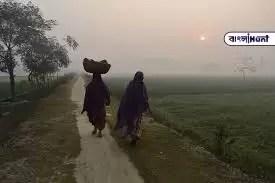 Photo of উত্তুরে হাওয়ায় কাঁপছে শহর কলকাতা