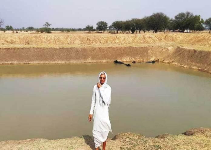 water conservation Bundelkhand