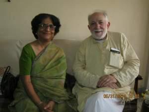 Father Detienne in Kolkata আলপনা ঘোষ ফাদার দ্যতিয়েন স্মৃতিকথা