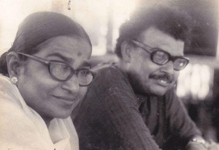 gourkishore ghosh and wife shila ghosh